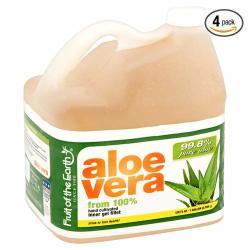 Aloe Vera Juice Original 128 Fl Oz Pack Of 4