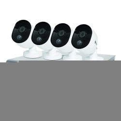 Swann 8 Channel Security System with 4 Thermal Sensing Cameras