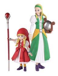Square Enix Dragon Quest Xi: Bring Arts Veronica & Serene Action Figure Set