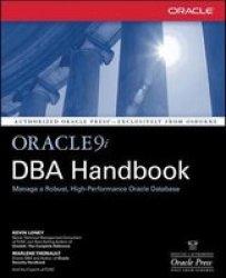 Oracle9i Dba Handbook Paperback