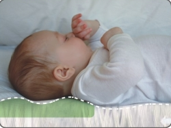 Grobaby Snuggletime Bamboopaedic Baby Pillow