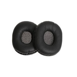 VEVER 2 Pcs Replacement Earpads Ear Pads Cushion For Vxi Blueparrot B350-XT Noise Cancelling Headsets With Logo Package