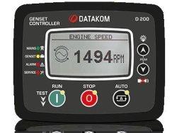 MK2 D-200 Web Based Modular Unit Datakom Multi-function Web Based