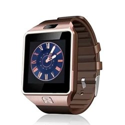 SMART WATCH GT08 Clock Sync Notifier Support Sim Card Bluetooth Connectivity For Apple Iphone Androi