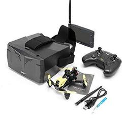 Hubsan X4 Storm Professional Version H122D Fpv Racing Drone 3D Flip With Lcd Video Monitor And HV002 Goggle.