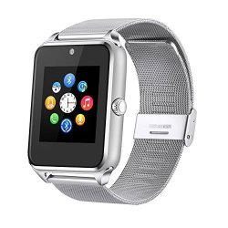Fantime Bluetooth Smart Watch Phone Wrist Watch Phone Support Sim Card Sd For Android Smart Phones