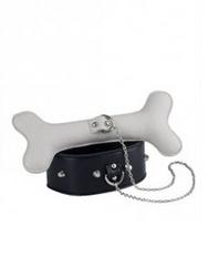 Doggy Bone Bondage Collar