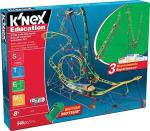 K'NEX Education ' Stem Explorations: Roller Coaster Building Set 546 Pieces Ages 8+ Construction Education Toy