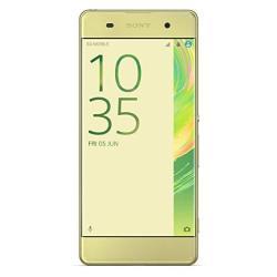 Sony Xperia Xa F3113 16GB GSM Phone Lime Gold
