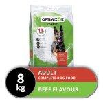 Optimizor - Complete Dog Food - Adult - 8KG