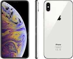 Apple iPhone XS 64GB in Silver