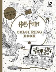 Harry Potter Colouring Book Paperback Compact Ed
