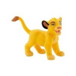 Bullyland The Lion King Young Simba - 4.6cm