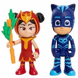 Pj Masks Figures - Catboy And Anyu
