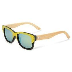 HUAYI Unisex UV400 Retro Polygon Small Frame Sunshade Sunglasses