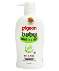 Pigeon Baby Wash 2IN1