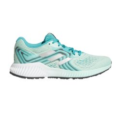 Adidas Size 6 Aerobounce 2 Womens Running Shoes in Blue