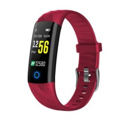 Sony Goral S5 Stylish Design Color Display Smart Watch Visible Messages Remind Smart Brea