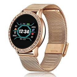 USA Lige Smart Watch With Heart Rate Monitor Blood Pressure Sleep Monitor Smart Bracelet IP68 Waterproof Step Tracker Calorie Counter Fitness Tracker Watc