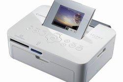 Canon CP-1000 Selphy Compact Photo Printer
