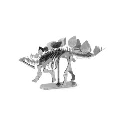 Metal Earth Stegosaurus Skeleton