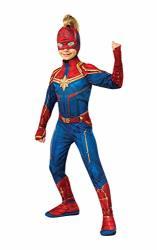 Rubie's Marvel Captain Marvel Children's Costume Headpiece With Mohawk