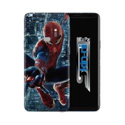 Samsung Galaxy S9 Decal Skin: Spider Man