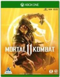 Warner Bros Games Mortal Kombat 11 Xbox One