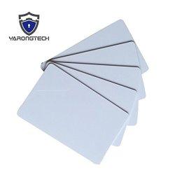 YARONG TECH-125KHZ Writable Rewrite Blank White T5577 T5557 Plastic Rfid Hotel Key Card Pack Of 20