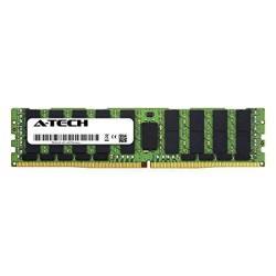 A-tech 128GB Module For Dell Poweredge R640 - DDR4 PC4-21300 2666MHZ Ecc Load Reduced Lrdimm 8RX4 - Server Specific Memory RAM AT316641SRV-X1L3