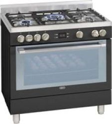 Defy 900 5 Burner Gas Electric Range Cooker Electronic Timer Anthracite - Use Coupon Code Festivedeal And Save R500 At Checkou