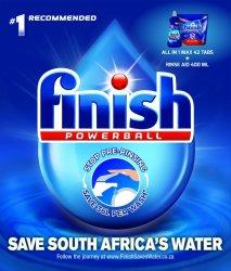 Finish Auto Dishwasher Variety Pack