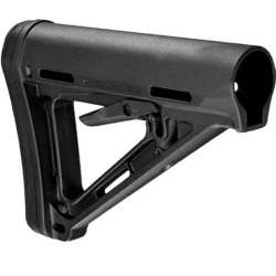 Magpul Stock - Carbine - Mil-spec - Moe - Black