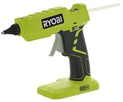 Ryobi P305 One+ 18V Lithium Ion Cordless Hot Glue Gun W 3 Multipurpose Glue Sticks Battery Not Included Power Tool Only