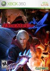 Capcom Devil May Cry 4 - Xbox 360