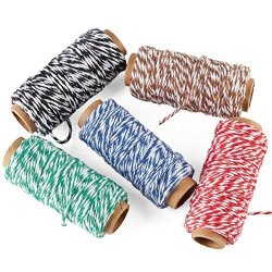 Factory Direct Craft Bakers Twine Set Set Of 15