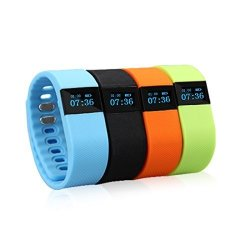 Factory Original Smart Bracelet J64 With Pedometer Reminder Sleep Monitor Camera Remote Anti-lost
