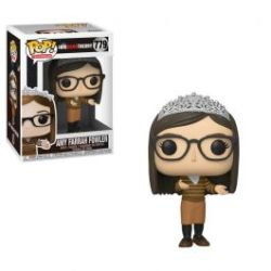 Gammatek Funko Pop Big Bang Theory S2 Amy