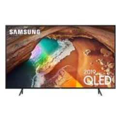 "Samsung 65Q60R 65"" QLED HDR 4K TV"