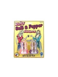 Salte Dicky & Pepper Shakers