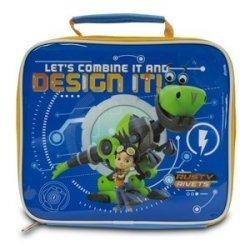 Rusty Rivets - Lunch Bag
