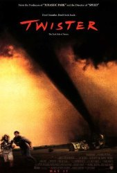 Twister Poster Movie 27 X 40 Inches - 69CM X 102CM 1996