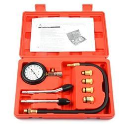 Pavlit Motor Auto Petrol Gas Engine Cylinder Compression Gauge Tester Tool