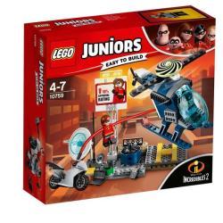Lego Juniors Disney Pixar Incredibles 2 - Elastigirl's Rooftop Pursuit