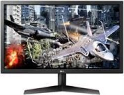 LG 24GL600F 24 Class Ultragear Gaming Monitor - 16:9 HD Format 1920X1080 1MS Response Time 1000:1 Typical Contrast Ratio 300CD M Brightness - 1 X