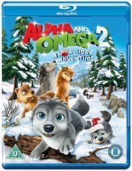 Alpha And Omega 2 - A Howl-iday Adventure Region A Blu-ray