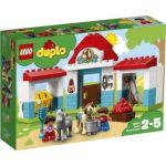 LEGO Duplo Town - Farm Pony Stable