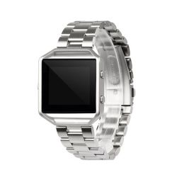 Killerdeals Stainless Steel Replacement Band For Fitbit Blaze - Silver