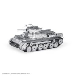 Metal Earth Chi-ha Tank