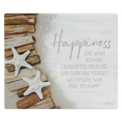 Splosh Ceramic Wall Verse - Happiness